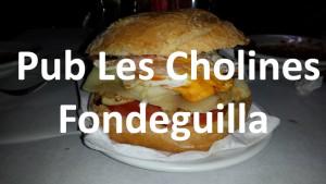 Pub Les Cholines